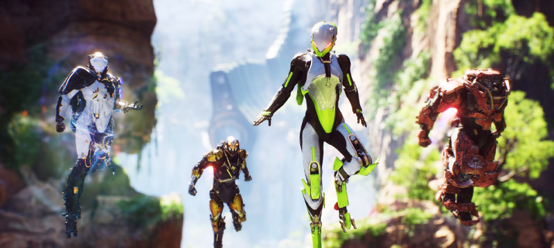 Anthem Legion of Dawn Xbox One cheap key to download