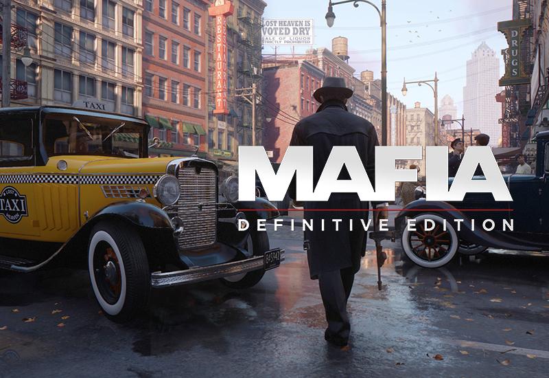 Mafia: Definitive Edition PC (EU) cheap key to download