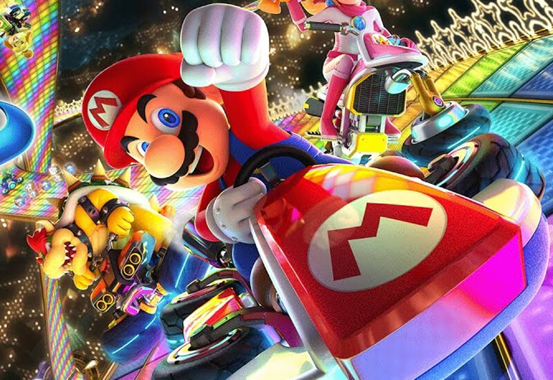 Mario Kart 8 Deluxe Switch cheap key to download