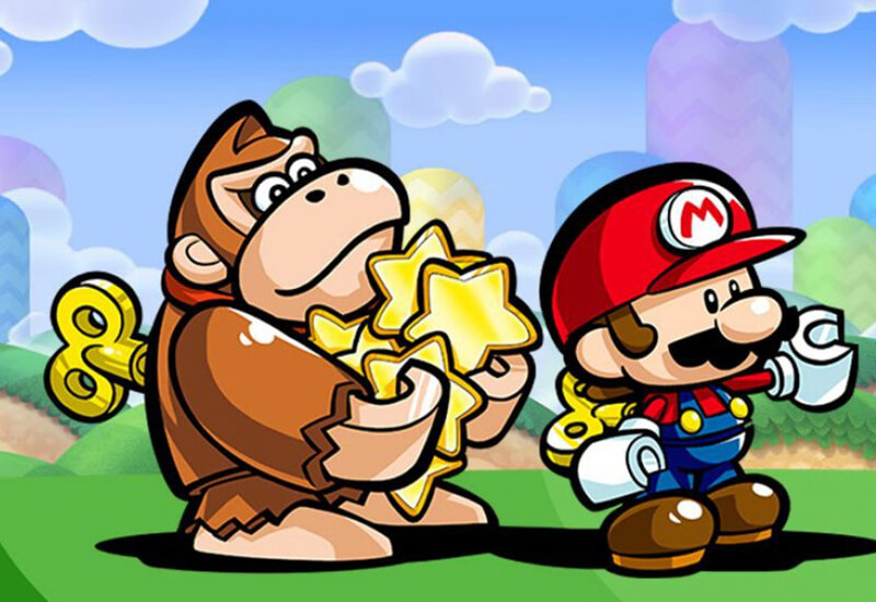 Mario vs. Donkey Kong: Tipping Stars 3DS - Game Code cheap key to download