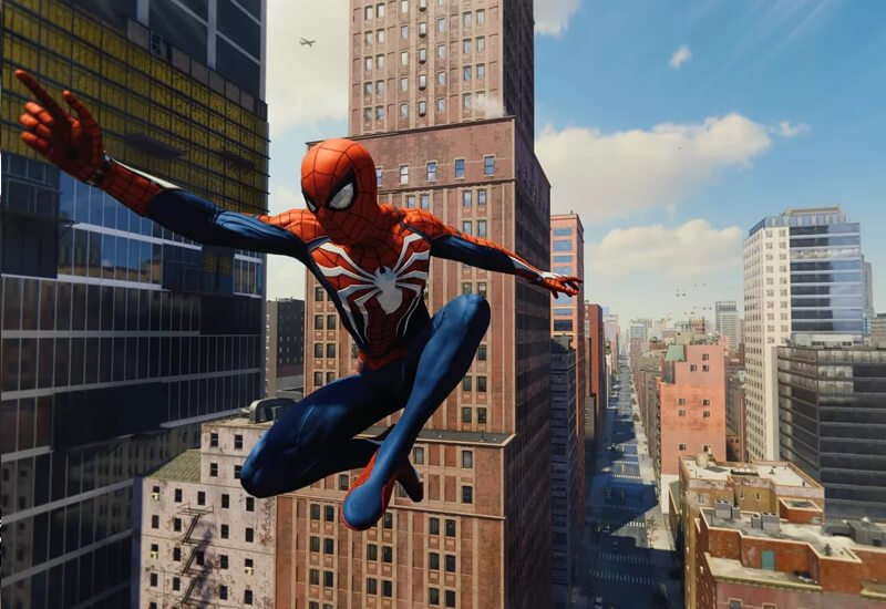Marvels Spider-Man: The City That Never Sleeps PS4 cheap key to download