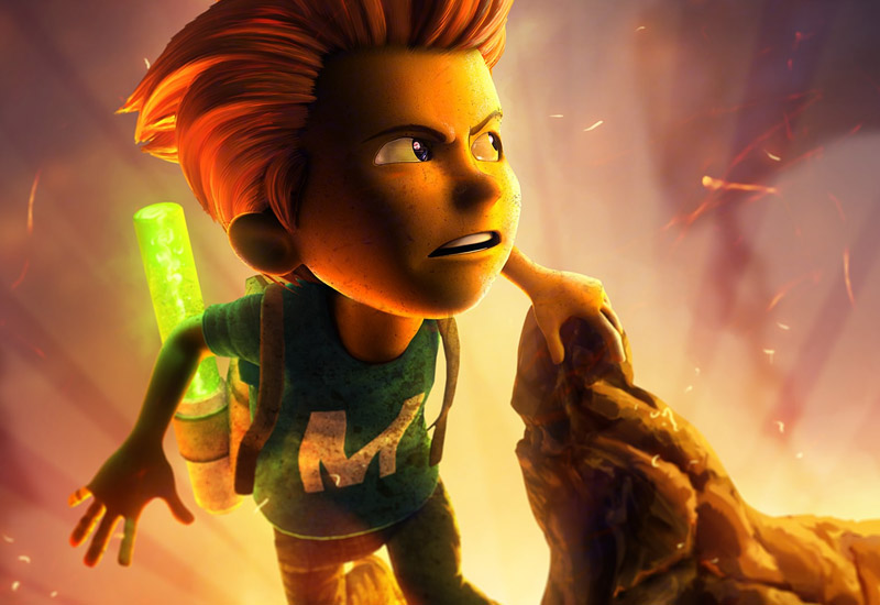 Max: The Curse of Brotherhood - Xbox One Digital Code cheap key to download