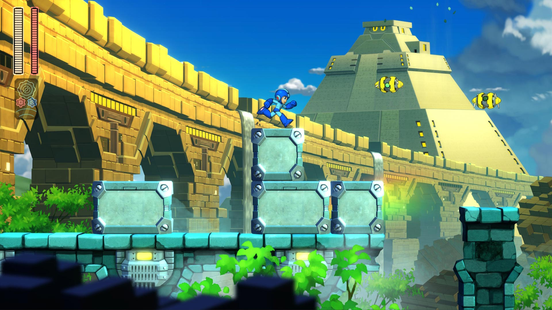 Mega Man 11 PC cheap key to download