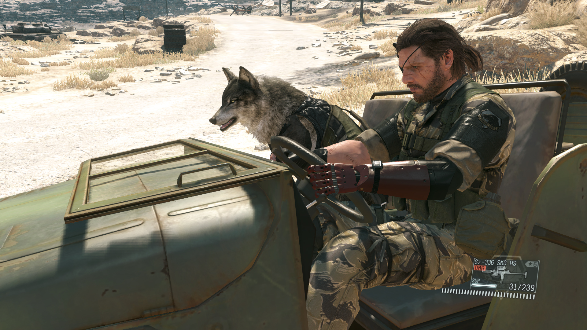 Metal Gear Solid V 5: The Phantom Pain PC cheap key to download