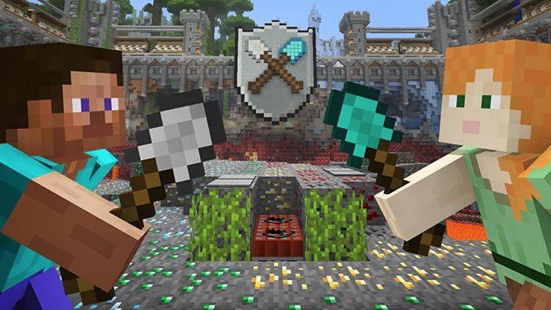 Minecraft Favorites Pack Xbox One cheap key to download