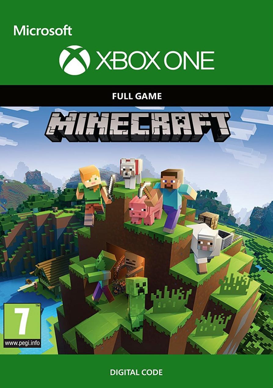 Minecraft Xbox One billig Schlüssel zum Download