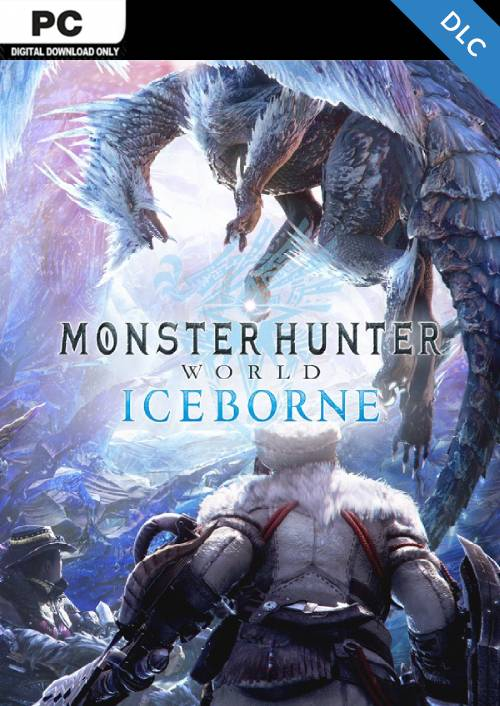 Monster Hunter World: Iceborne PC key