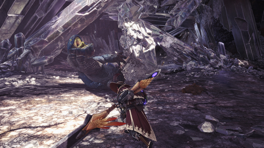 how to get gunpowder in monster hunter world