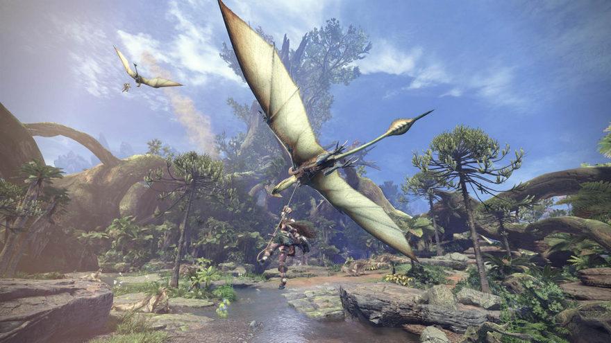 Monster Hunter World PC + DLC cheap key to download