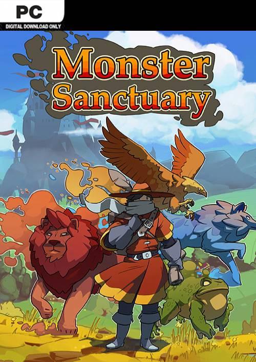 Monster Sanctuary PC key