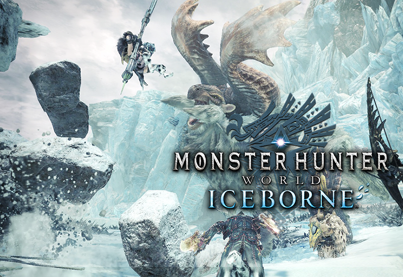 Monster Hunter World: Iceborne Deluxe Edition Xbox One cheap key to download