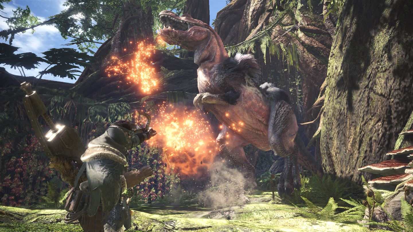Monster Hunter: World Xbox One cheap key to download