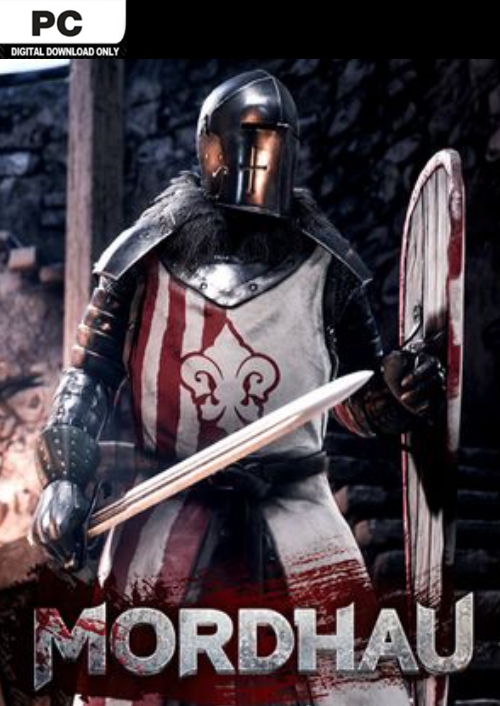 MORDHAU PC key