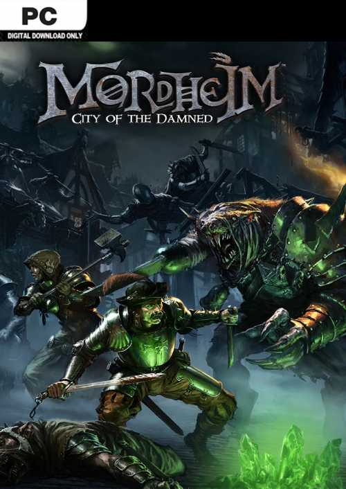 Mordheim City of the Damned PC key