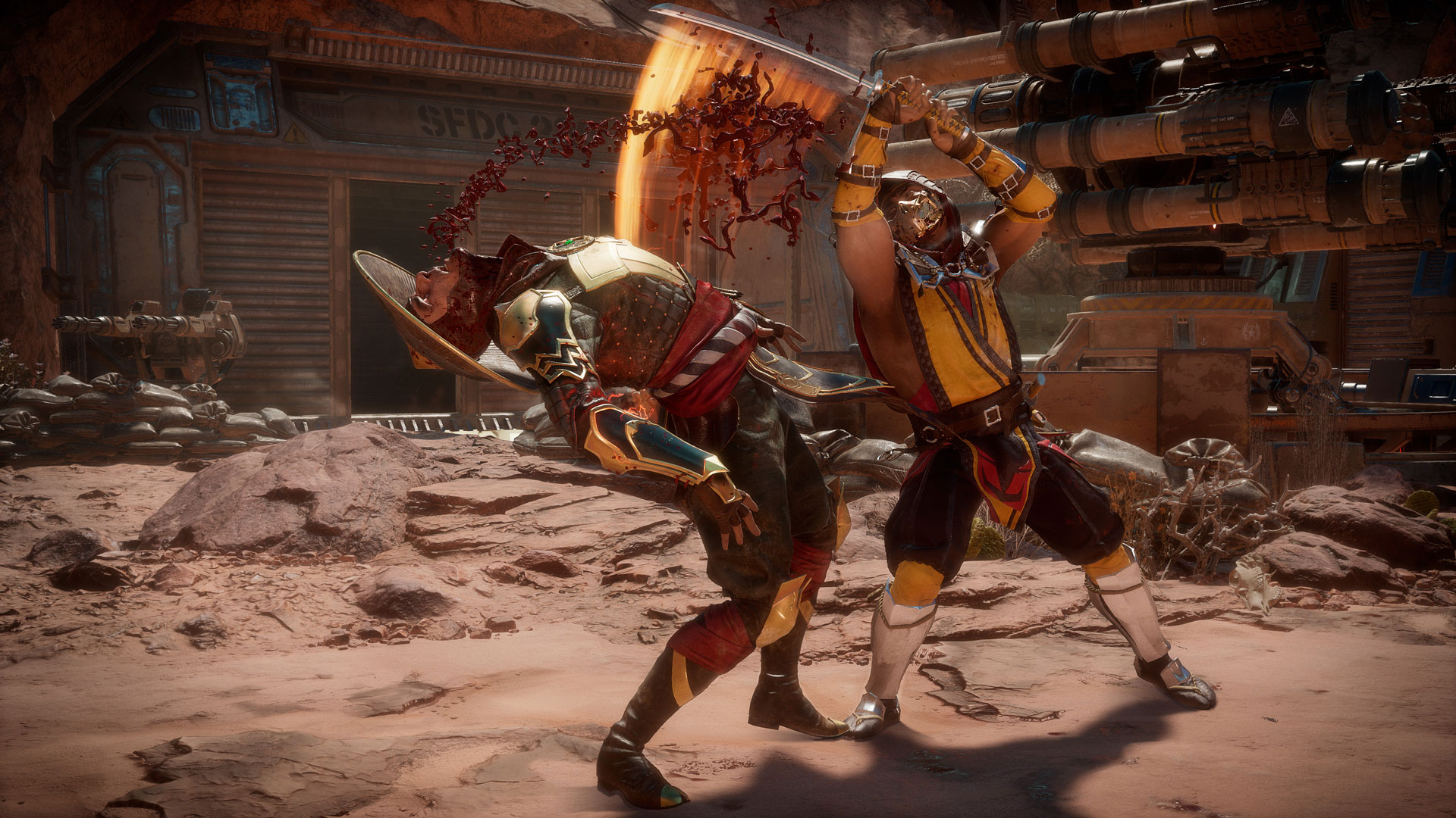 Mortal Kombat 11 PC cheap key to download