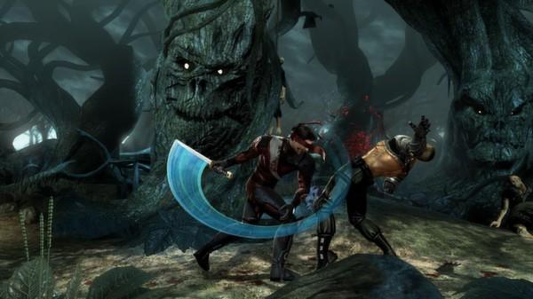 Mortal Kombat Komplete Edition PC cheap key to download