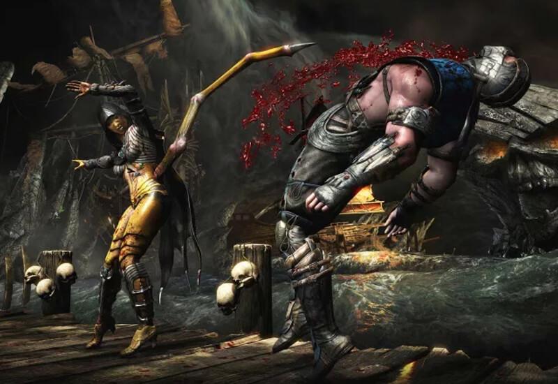 Mortal Kombat X PC cheap key to download