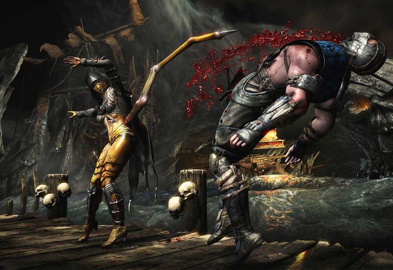 Mortal Kombat X PC Goro DLC cheap key to download