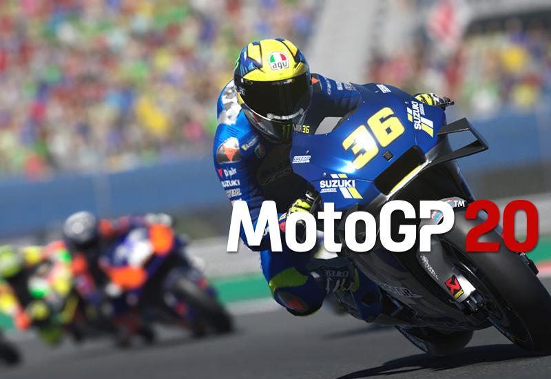 MotoGP 20 Switch (EU) cheap key to download