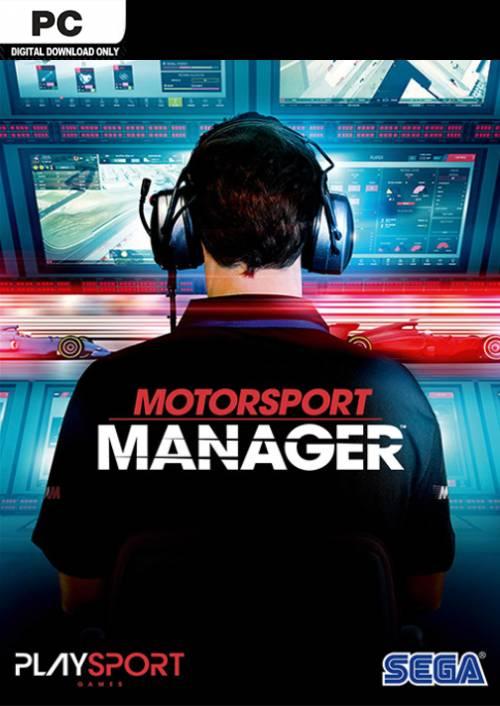 Motorsport Manager PC key