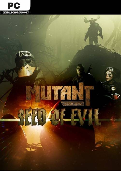 Mutant Year Zero: Seed of Evil PC key