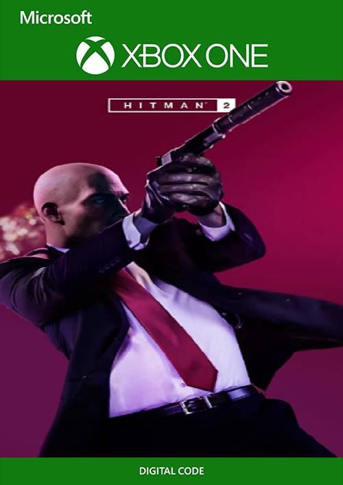 Hitman 2 Uk Xbox One Cdkeys