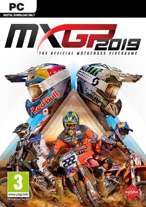 MXGP 2019 PC key
