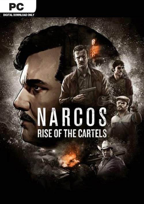 Narcos: Rise of the Cartels PC key