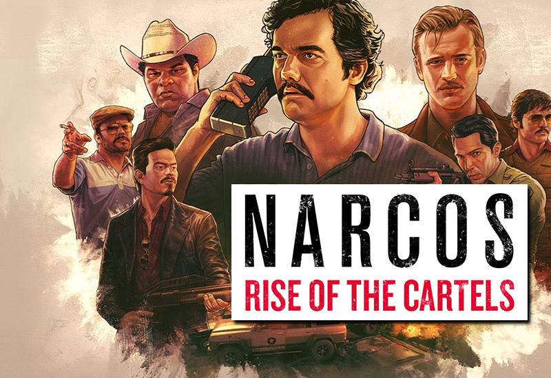 Narcos: Rise of the Cartels PC cheap key to download