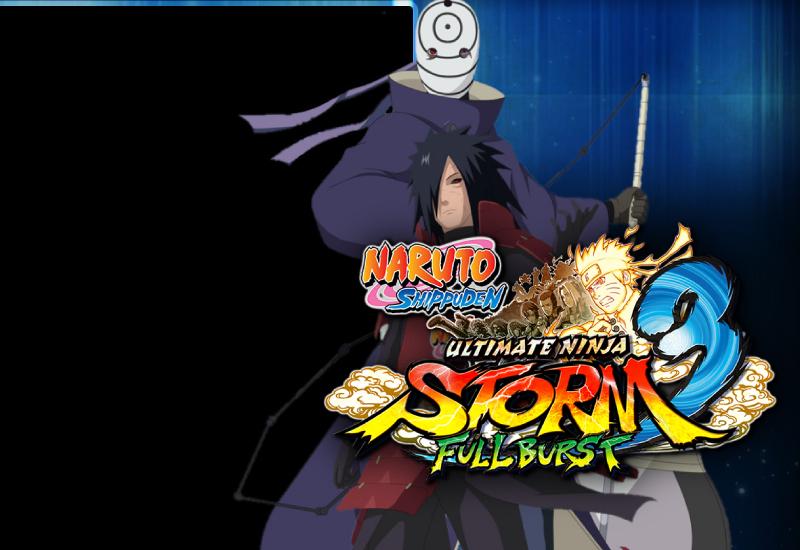 NARUTO SHIPPUDEN Ultimate Ninja STORM 3 - Full Burst HD PC cheap key to download