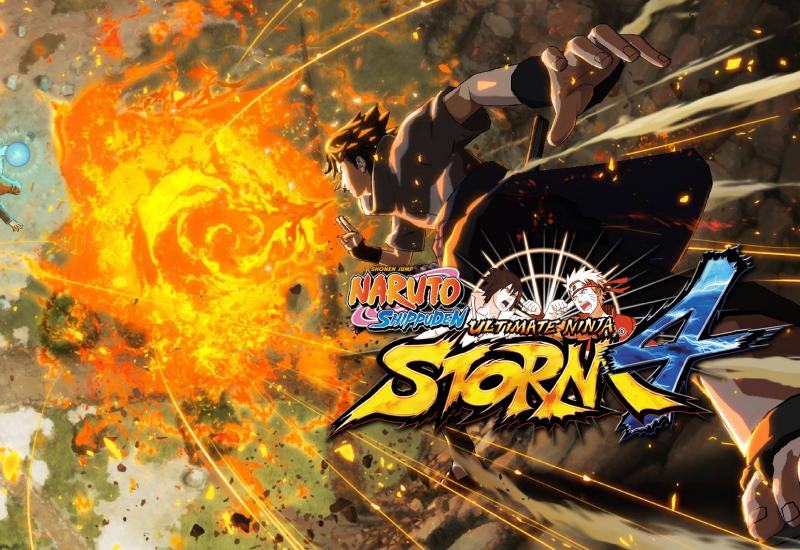 NARUTO SHIPPUDEN: Ultimate Ninja STORM 4 PC cheap key to download