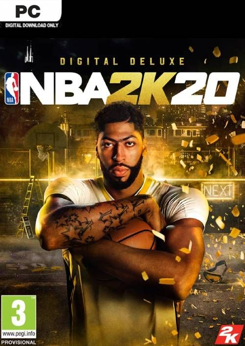 NBA 2K20 Deluxe Edition PC (US) key