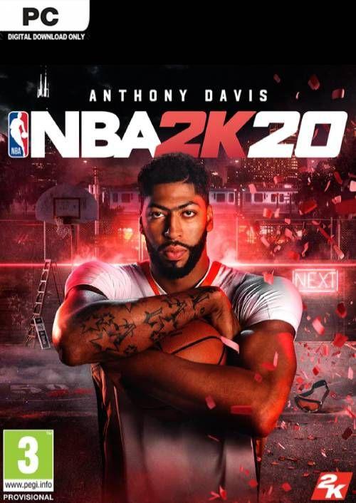 NBA 2K20 PC key
