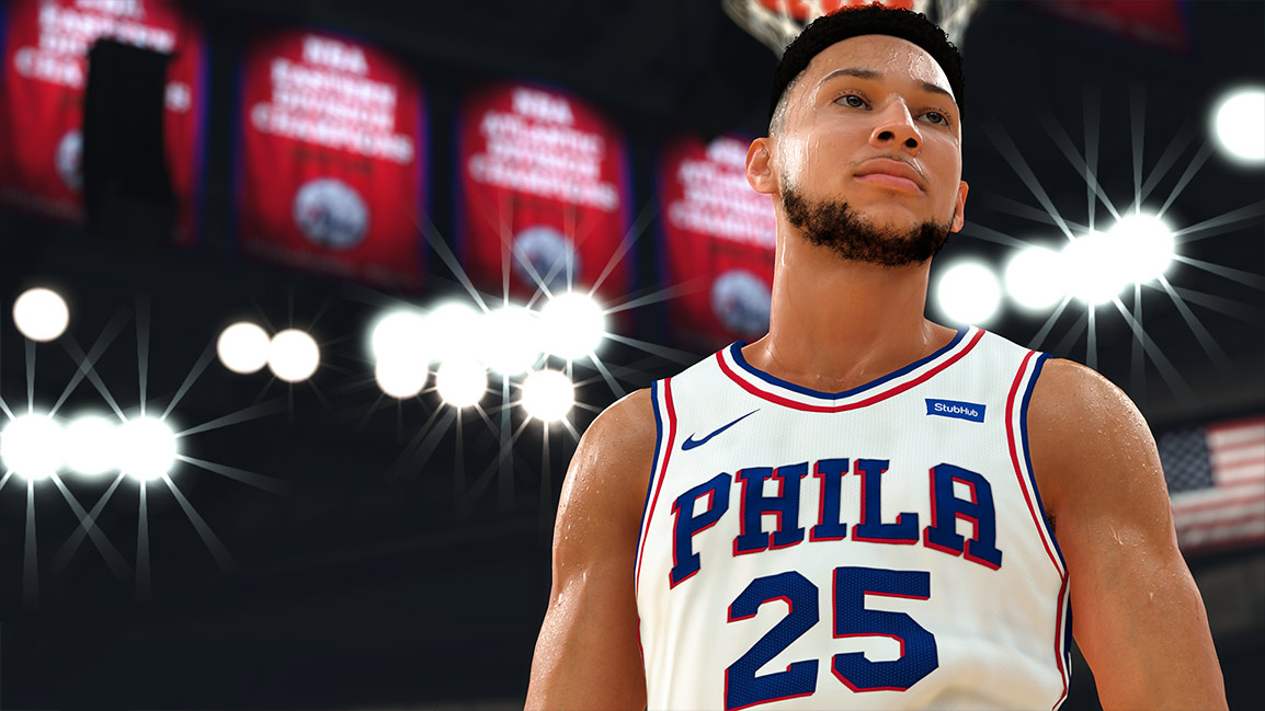 NBA 2K19 Xbox One cheap key to download