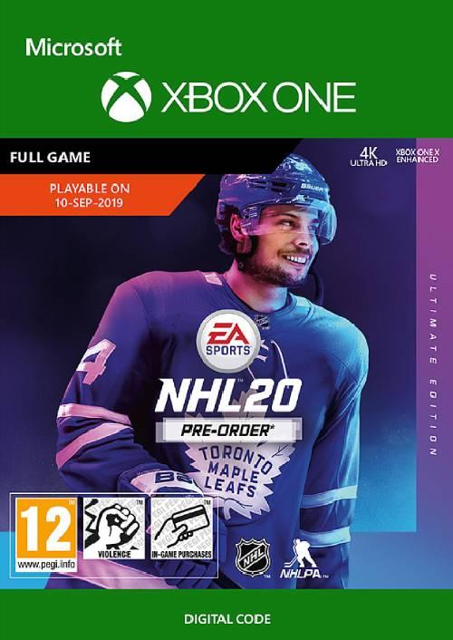 NHL 20: Ultimate Edition Xbox One key