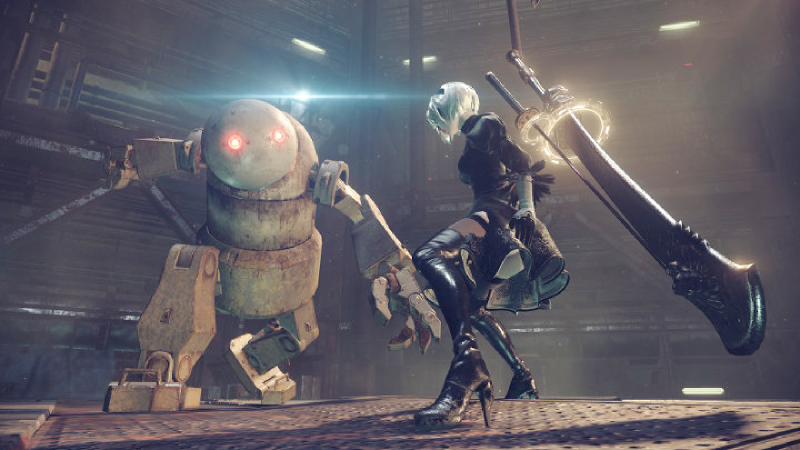 Nier automata Game of the YoRHa Edition PC cheap key to download