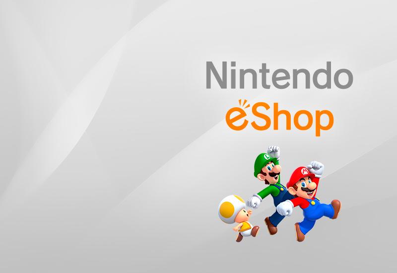 Nintendo eShop £25 card Nintendo 3DS/DS/Wii/Wii U cheap key to download