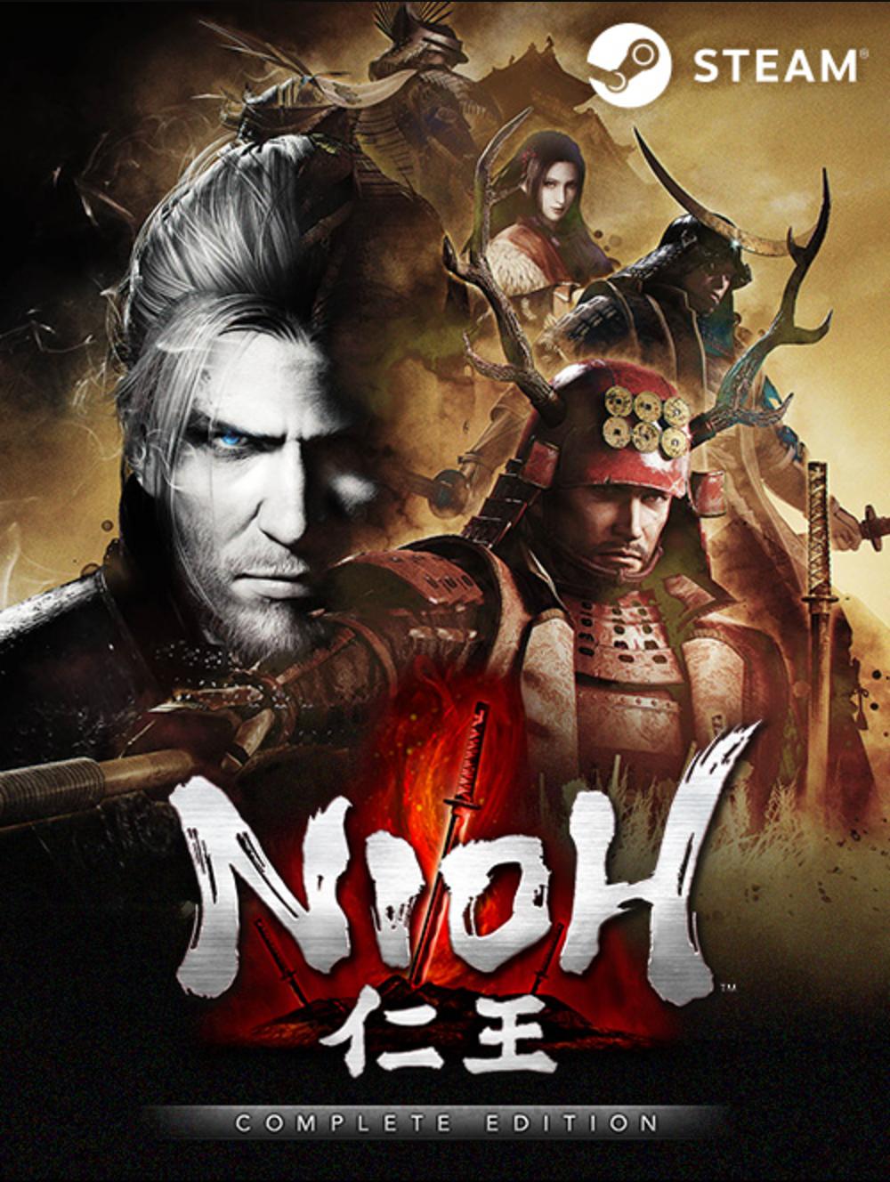 Nioh: Complete Edition | PC | CDKeys