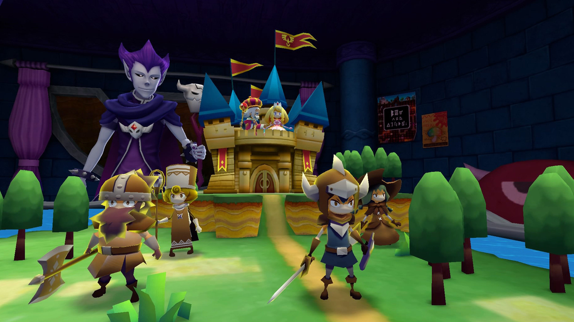 No Heroes Allowed VR PS4 cheap key to download
