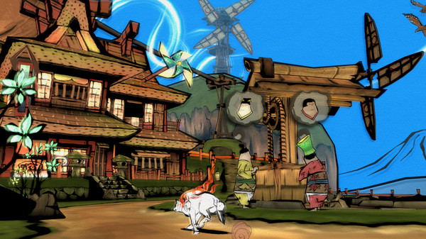 Okami HD PC cheap key to download