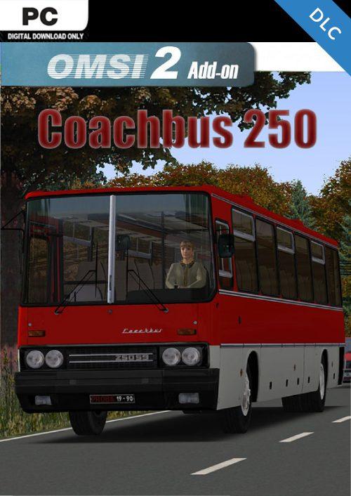 - OMSI 2 Coachbus 250 PC - DLC