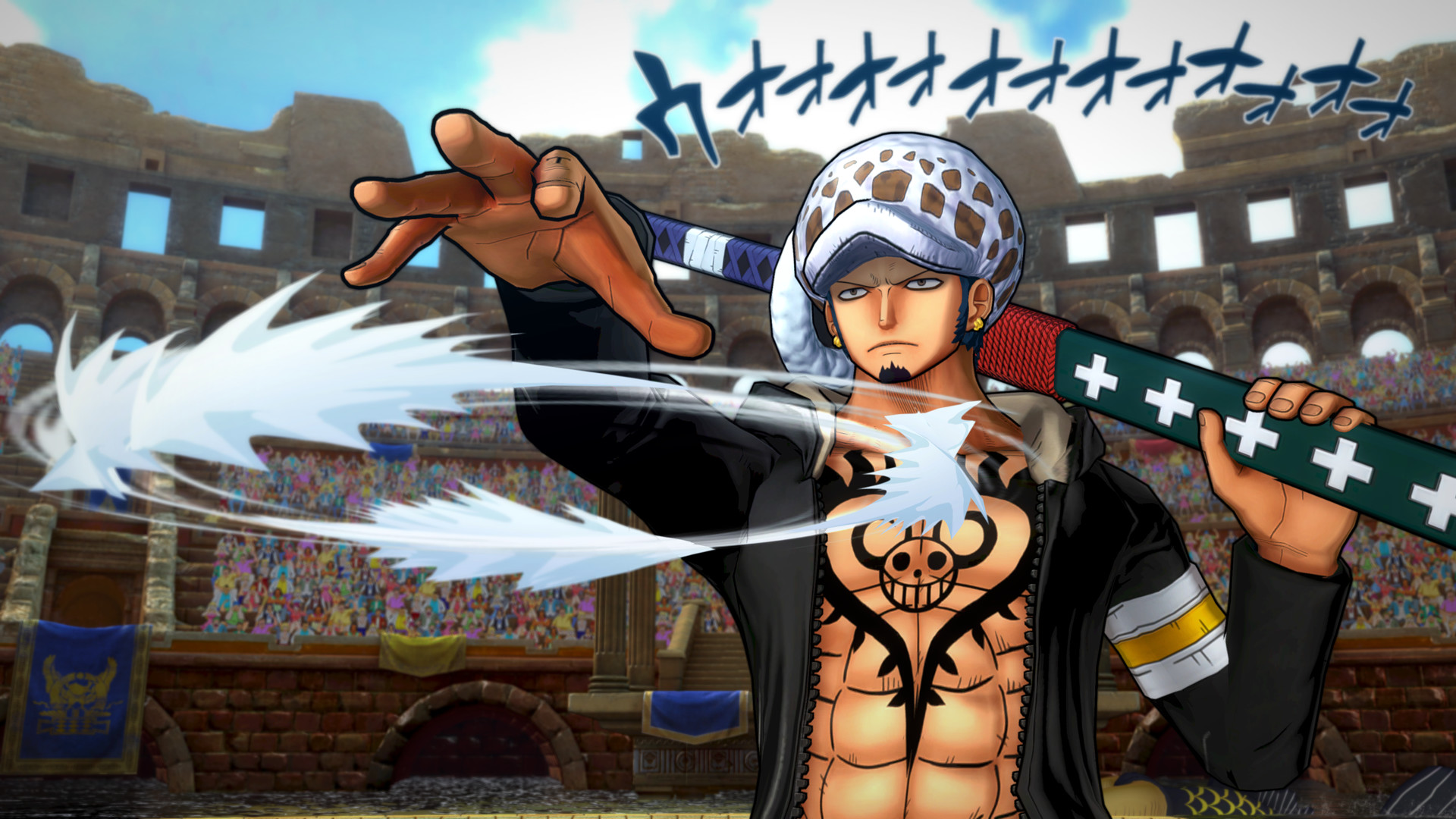 One Piece Burning Blood Gold Edition PC cheap key to download