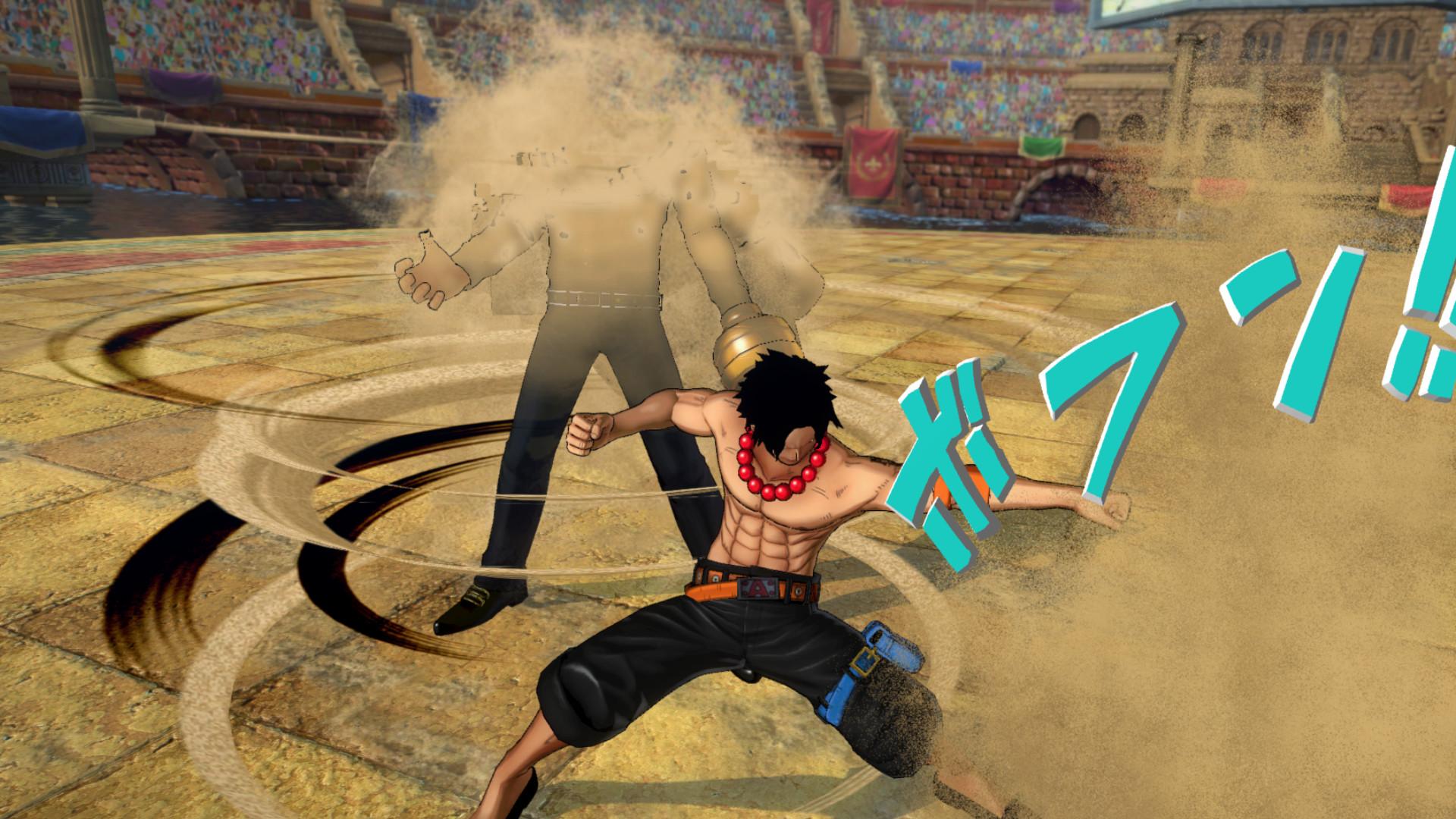 One Piece Burning Blood PC clé pas cher à télécharger