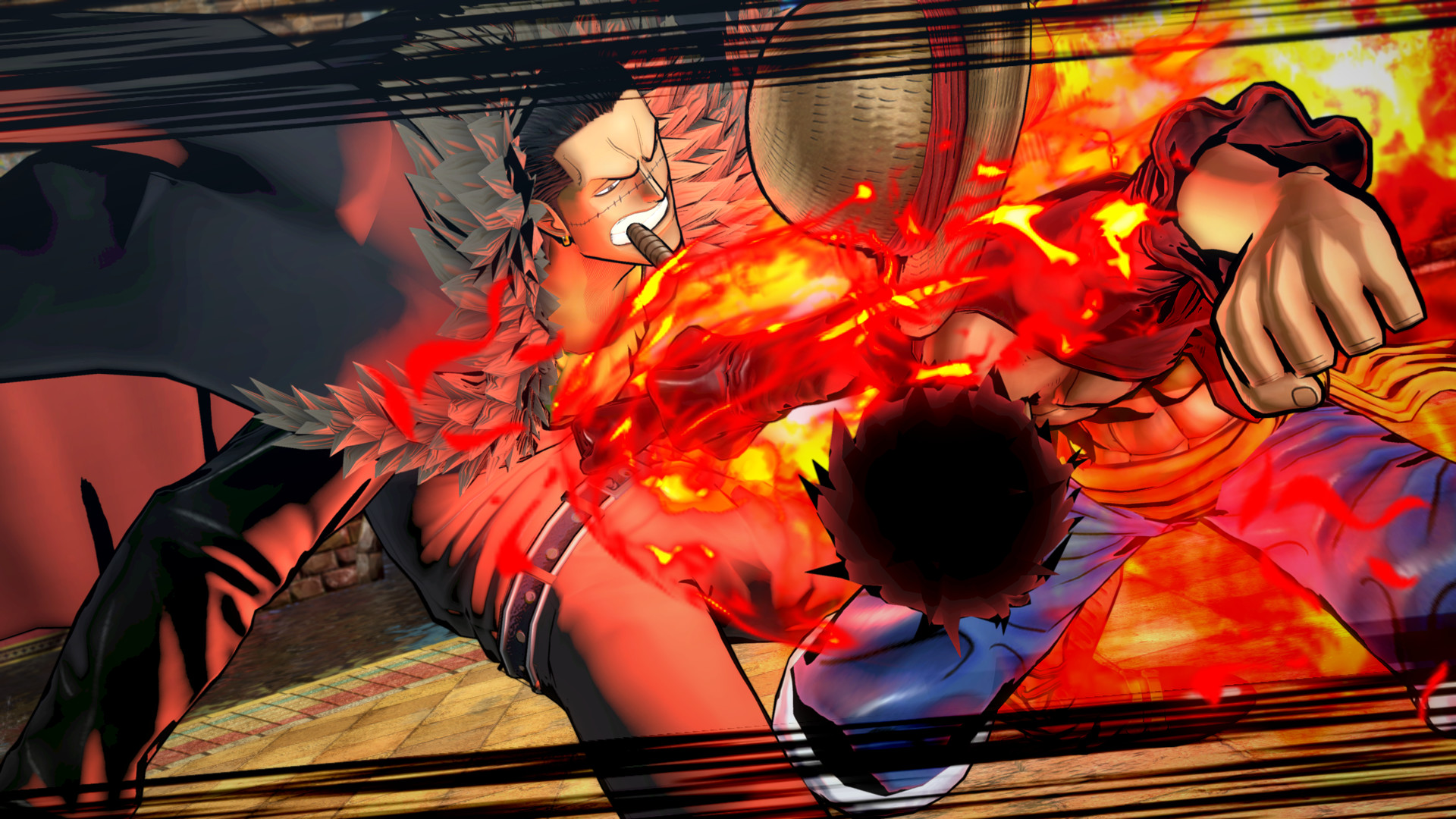 One Piece Burning Blood Gold Edition PC clé pas cher à télécharger