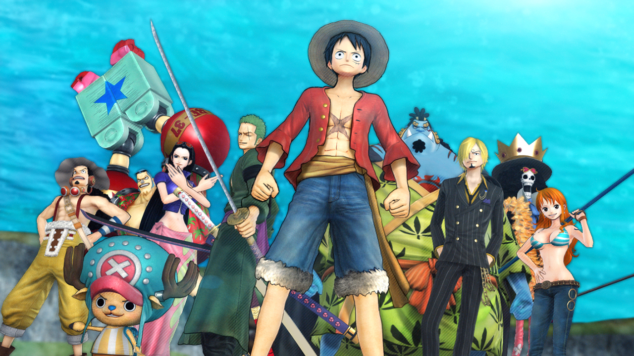 One Piece Pirate Warriors 3 PC clé pas cher à télécharger