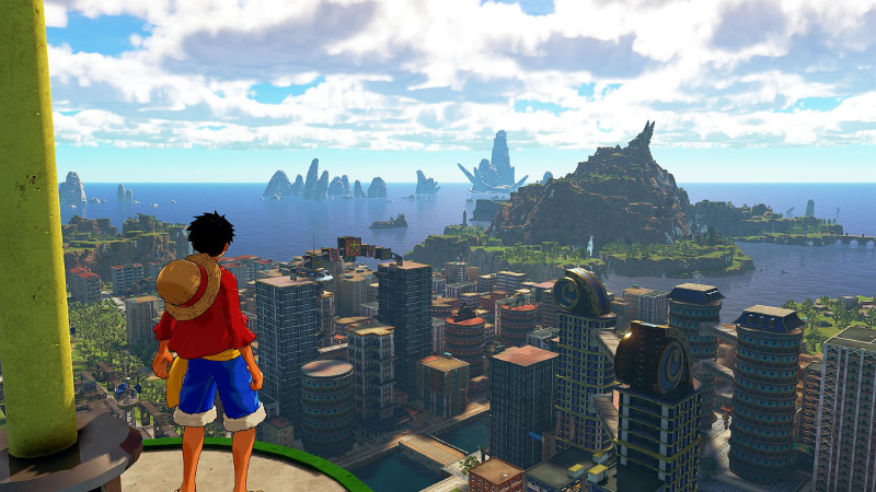 One Piece World Seeker Deluxe Edition PC cheap key to download