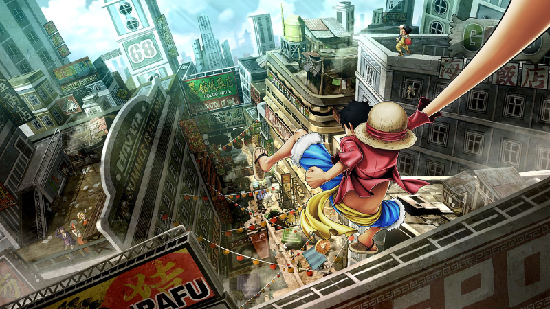 One Piece World Seeker PC cheap key to download