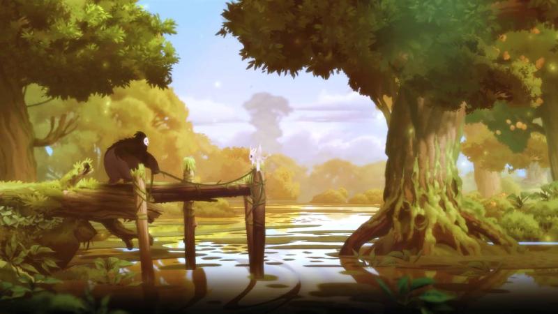 Ori and the Blind Forest: Definitive Edition Xbox One billig Schlüssel zum Download
