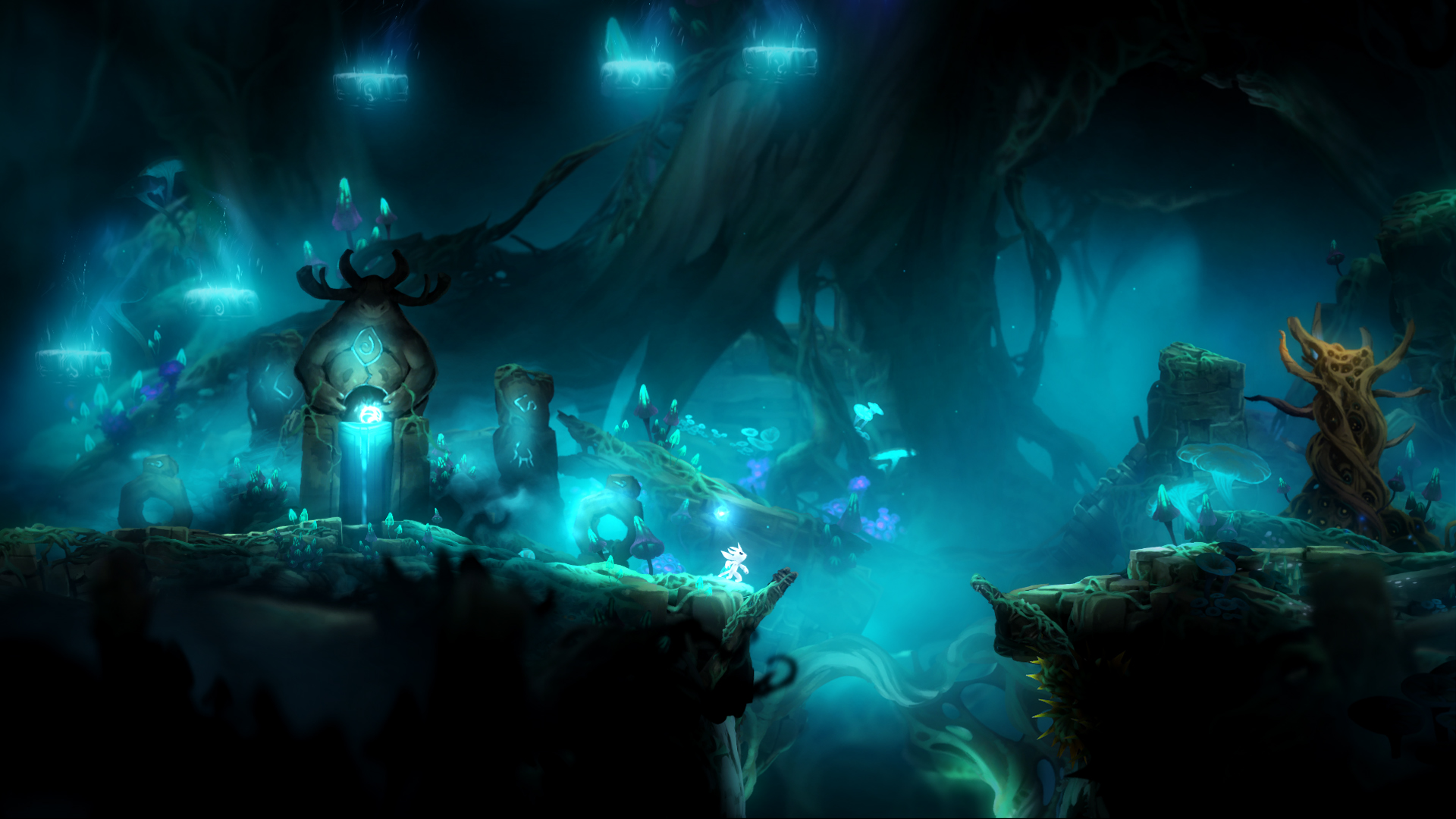 Ori and the Blind Forest Definitive Edition PC cheap key to download