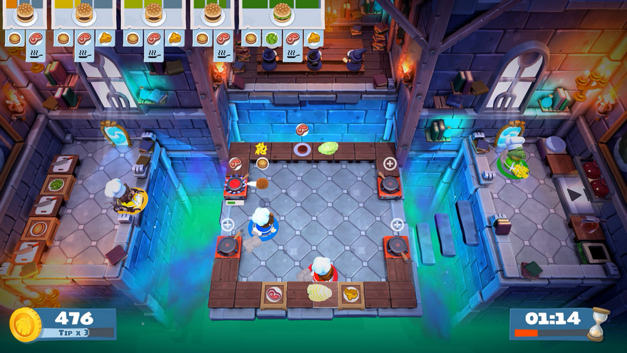 Overcooked 2 PC cheap key to download